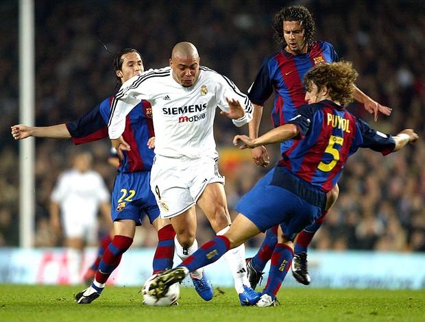 Aquel : FC Barcelona - Real Madrid (Liga 2003-2004) | La Gran Familia
